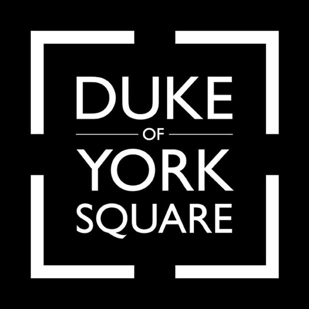 Duke Of York Square Logo